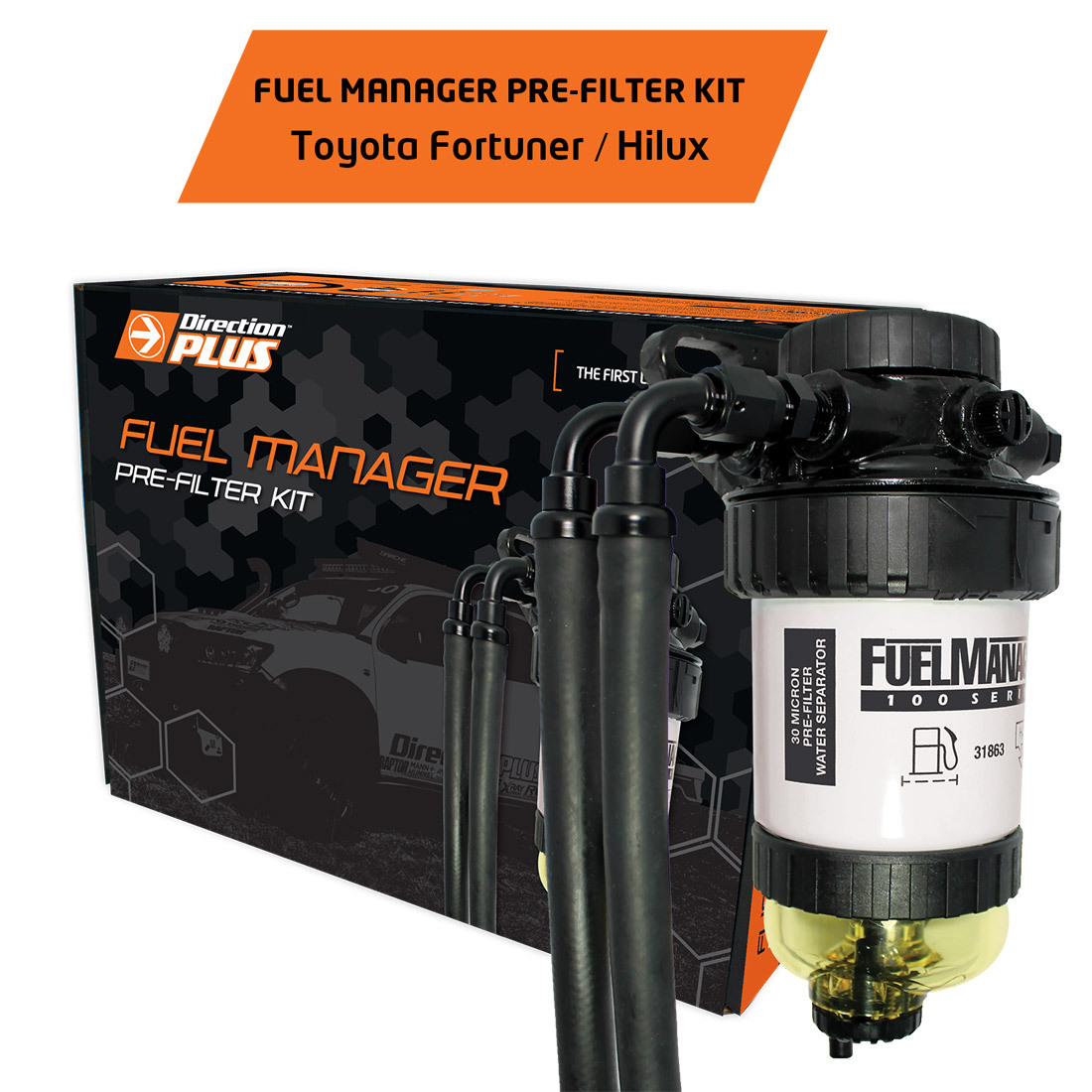 View Topic Secondary Fuel Filter Re Filters Diesel But It Looks Like Its Similar To The Pre 16s A Bracket That Replaces Original For Factory See Here Reference