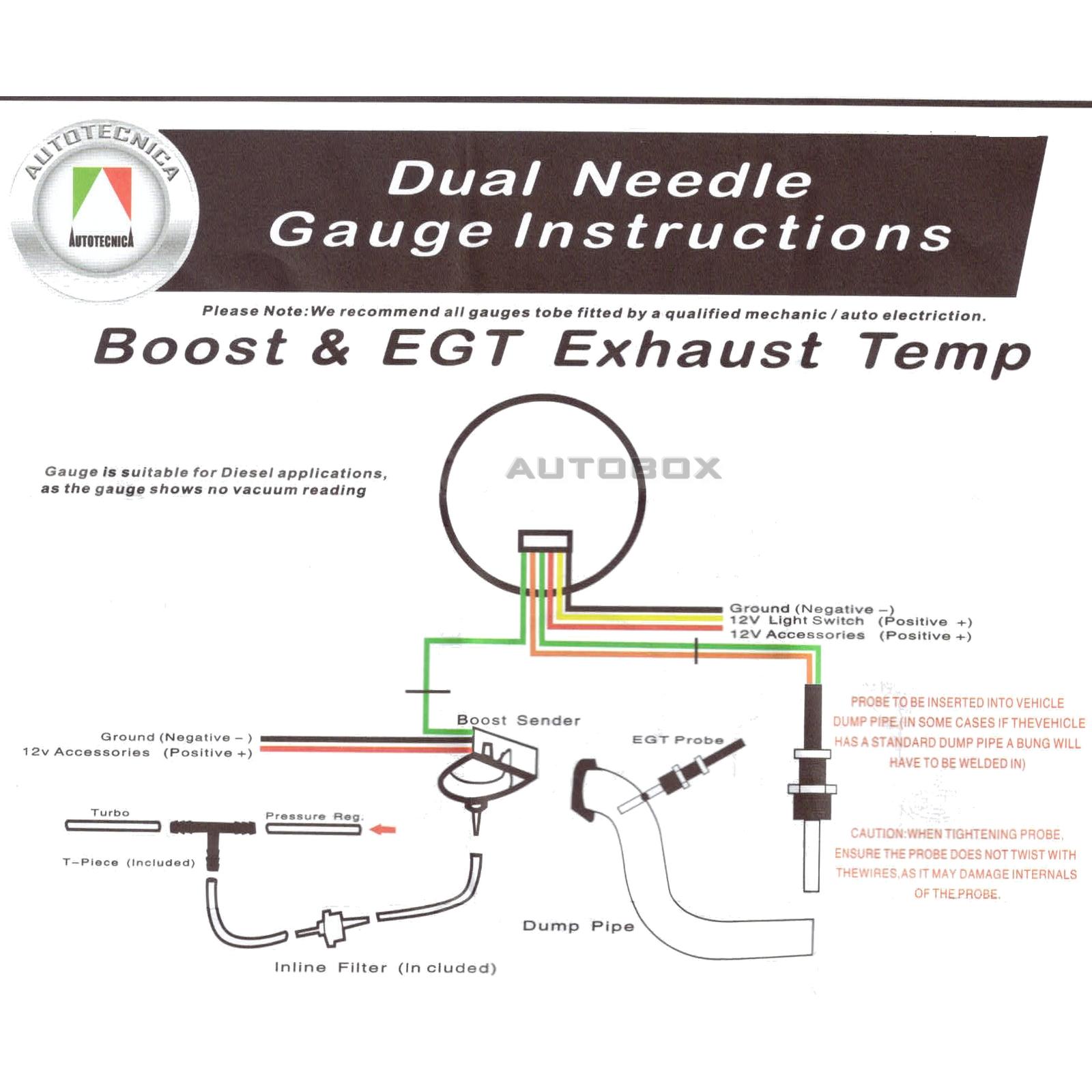 Boost Gauge Wiring Diagram. . Wiring Diagram on