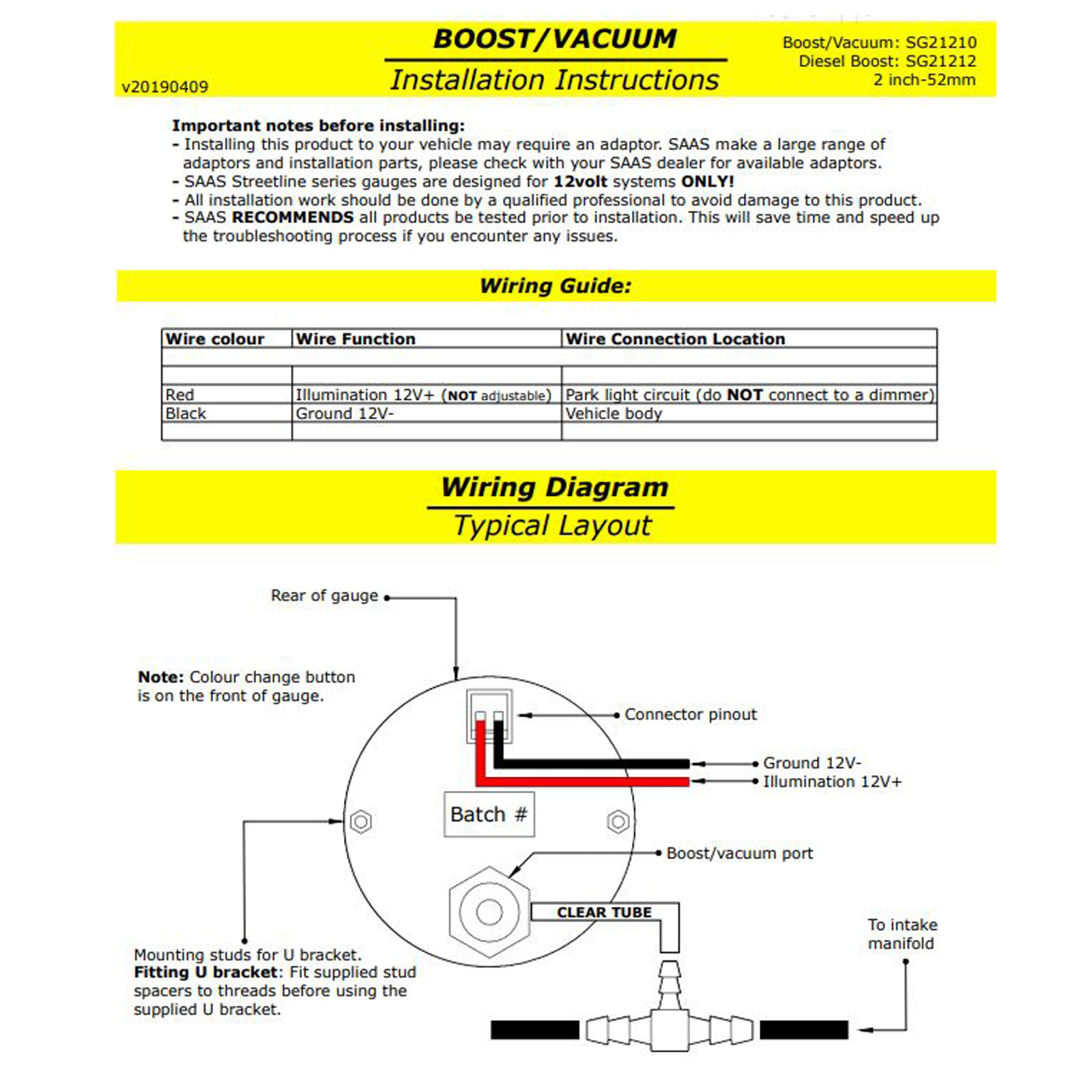SG21212 saas street series 0 20 psi diesel turbo boost gauge black 7 saas boost gauge wiring diagram at soozxer.org
