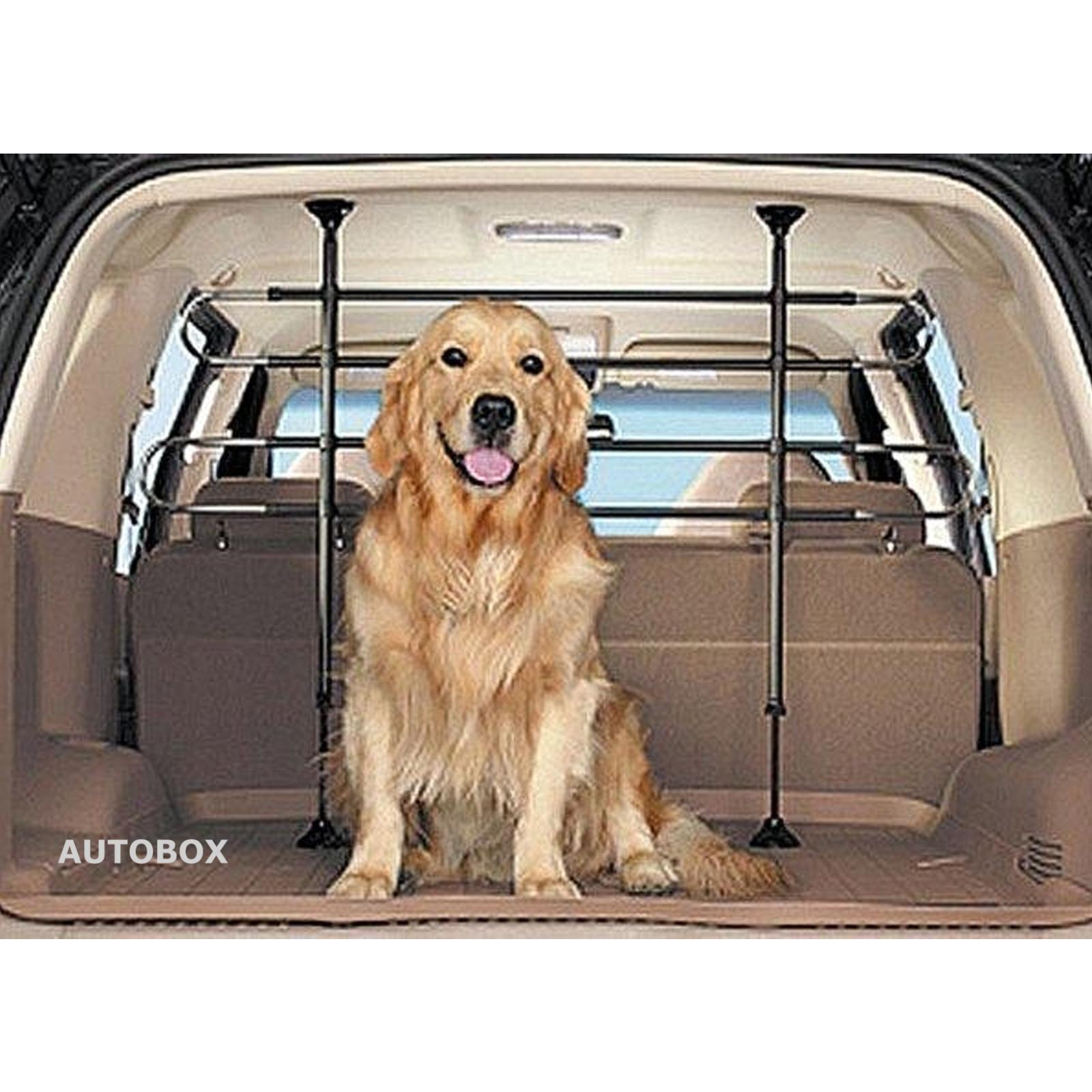 Cargo Box For Suv >> CAR UNIVERSAL PET BARRIER Station Wagon SUV 4WD Hatchback Cargo Mate Dog Guard X | Autobox