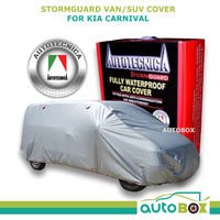 Autotecnica Stormguard Van Cover Fully Waterproof suits Kia Carnival Up To 5.2m