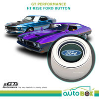 GT Performance Hi Rise Ford Horn Button for GT3 Steering Wheels
