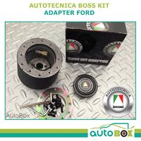 AUTOTECNICA FORD FALCON XR XT XW XY SAAS STEERING WHEEL BOSS KIT HUB ADAPTOR