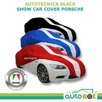 Autotecnica Indoor Show Car Cover 4.5m Black suits Porsche 356 924 944 Softline