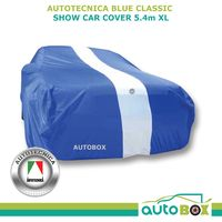Blue XL Show Car Cover Indoor Dust Classic Ford Falcon XW XY XA XB XC XD XE 5.4m