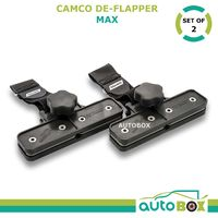 Camco Large Caravan Awning De-Flapper Tensioner  2 Pack Set Screen RV Flappers