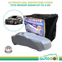 Autotecnica Ultimate Full Hail Stone Car Cover To Fit Sedan to 4.4m Hyundai i30