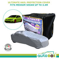 Autotecnica Ultimate Full Hail Stone Car Cover To Fit Sedan to 4.4m VW Golf