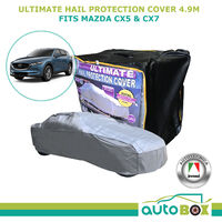 ULTIMATE CAR HAIL STONE STORM PROTECTION COVER 4WD to 4.9m suit MAZDA CX5 CX7