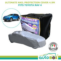 ULTIMATE CAR HAIL STONE STORM PROTECTION COVER 4WD to 4.9m suit Toyota RAV 4