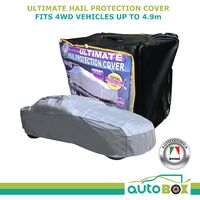 Autotecnica Ultimate Hail Stone Car Cover for BMW X1 X2 X3 X4 X5 Full Protection