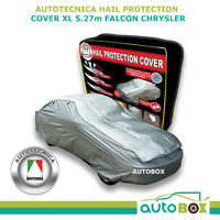Autotecnica Car Hail Stone Protection Cover X-Large to 5.27m Falcon Chrysler