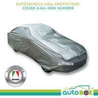 Autotecnica Car Hail Stone Storm Protection Cover 4WD to 4.9m Large Hummer H3
