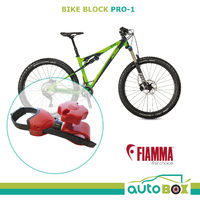Fiamma Bike Block Pro 1 Red 110mm for Carry Bike 04133-01-