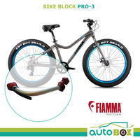 Fiamma Bike Block Pro 3 Red 375mm for Carry Bike 04133B01-