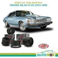 HOLDEN HQ HZ HJ HX STEERING WHEEL BOSS KIT HUB ADAPTER 1972-1985 SAAS