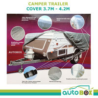 PRESTIGE CAMPER TRAILER COVER 3.7 - 4.2M 12 - 14 ft suit Jayco Dove Eagle Hawk