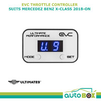 EVC iDRIVE THROTTLE CONTROLLER FOR MERCEDES-BENZ X-CLASS 2018 - On WINDBOOSTER