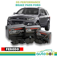 Ford Territory II Turbo Ferodo Performance Brake Pads - Front