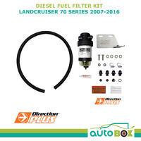 Diesel Fuel Filter Water Separator Toyota 75 79 Series V8 Single Battery 2007-13