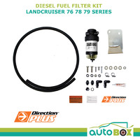 Diesel Fuel Filter Water Separator for Toyota Landcruiser 75 78 79 Bracket ARB