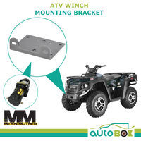 Mean Mother ATV Winch Mounting Bracket Suits EW2500 and EW3500 series Quad