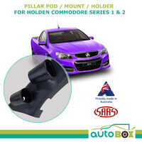 SAAS Pillar Pod Gauge Holder suits VE Holden Commodore Series 1 & 2 SV6 SS SSV