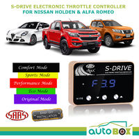 SAAS S Drive Electronic Throttle Controller suits Holden Colorado RG 7 2012 on