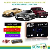 SAAS Electronic Throttle Controller for Mercedes Benz 1999-2011 S Drive