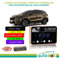 S Drive for Kia Sportage QL 2015-Current SAAS Electronic Throttle Controller