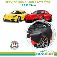 Mechanic Service Mudguard Guard Cover Protector for Z3 Z4 911 Cayman TR7 MGB
