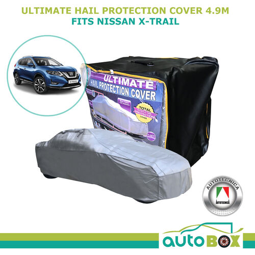 Ultimate Car Hail Stone Storm Protection Cover 4WD to 4.9m Nissan X-Trail